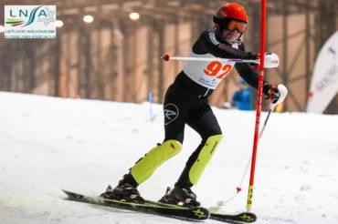 2019-2020 Lietuvos kalnų slidinėjimo taurė VI-as etapas…Ir vėl varžybos !