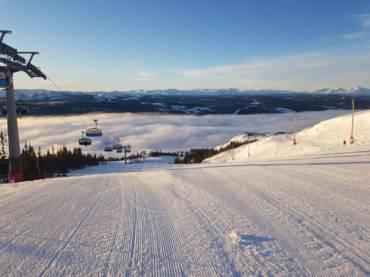 Kur Erlas Team ieško sniego – ŠVEDIJA !
